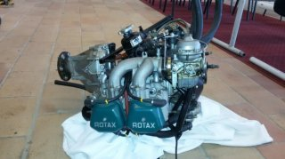 occasion ulm Rotax 912 Uls 100Hp
