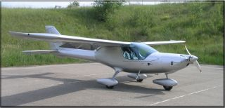 Photos ULM Parrot aircraft