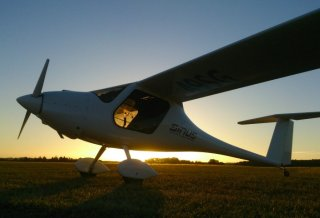 occasion ulm 1/3 part copro Pipistrel Sinus 912
