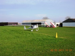 occasion ulm Vends Sinus (pipistrel)